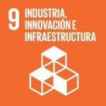Icono ODS Innovación e infraestructura