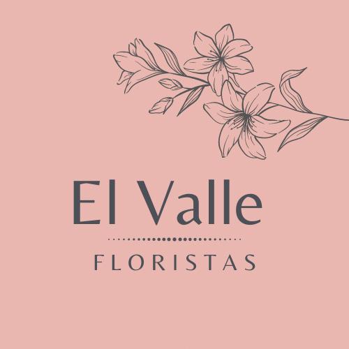 logo el valle floristas