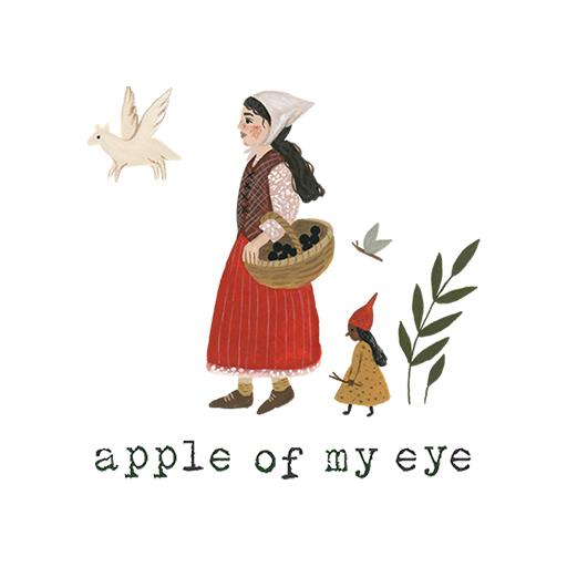 logo apple of my eye